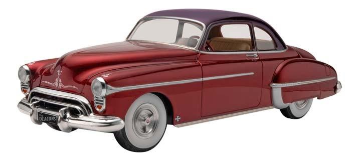 Revell 85-4022 1:25 1950 Olds Custom Car