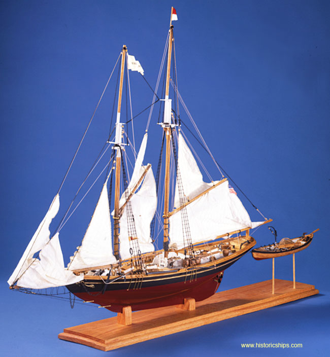 Model Shipways 2109 1:48 Benjamin Latham Wood Model Ship Kit This is a Model Shipways 2109 1:48 Benjamin Latham Wood Model Ship Kit. Model Shipways Benjamin Latham model is a joy to build, and the large, 1/4 scale allows for lots of detail. All wooden parts, including the false keel and 14-piece bulkhead set, are laser cut. The kit contains basswood planking for the hull and deck, and plenty of strip stock for timberheads, monkey boards, riding bitts and deck pads. Basswood is also supplied for deck cabins, hatches and chain boxes. Wooden blocks and deadeyes number over 100, and rigging comes in three diameters. You'll find brass eyebolts, chain-plates and strop rings. The Britannia metal fitting set is one of the most comprehensive we've ever compiled, including windlass parts, anchors, bilge pumps, props, exhaust pipes, fife rails and smoke-heads.Condition: Factory NewOperational Status: FunctionalThis item is brand new from the factory.Original Box: YesManufacturer: Model ShipwaysModel Number: 2109MSRP: $270.00Category 1: Model KitsCategory 2: 1:48 ScaleAvailability: Ships in 1 Business Day!The Trainz SKU for this item is P12143276. Track: 12143276 - No Location Assigned - 001 - TrainzAuctionGroup00UNK - TDIDUNK