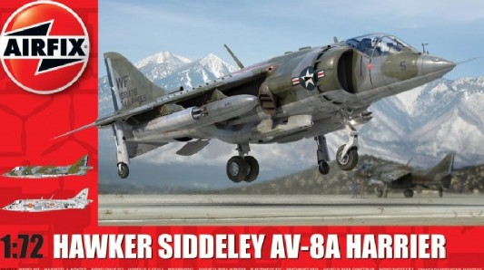 Airfix Products 4057 1/72 Hawker Siddeley Harrier AV8A Combat Aircraft The Harrier had been designed from the beginning to attract export sales. The first of these was the US Marine Corps who began to take an interest around 1969 when the jet was frist introduced into the RAF service. Hawker Siddeley made some modifications to the aircraft and in 1971 the AV-8A Harrier entered service with the USMC as a close support aircraft. Operating from amphibious assault ships the Harrier's role was to augment that of the larger US Navy warplanes by providing troops on the battle field with close air support at a moments notice in a similar way to that provided by helicopters but with heavier weapons. Later, starting in 1979, the AV-8As were upgraded to AV-8C specification. by this time their effectiveness had been proven in many practice exercises and their superb maneuverability demonstrated in mock dog-fights with F4 Phantom fighters. Today the Marine Corps continues to operate the AV-8B Harrier II.Condition: Factory NewOperational Status: FunctionalThis item is brand new from the factory.Original Box: YesManufacturer: Airfix ProductsModel Number: 4057MSRP: $26.99Category 1: Model KitsCategory 2: 1:87 ScaleAvailability: Ships in 3 to 5 Business Days.The Trainz SKU for this item is P12114695. Track: 12114695 - FS - 001 - TrainzAuctionGroup00UNK - TDIDUNK