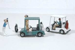JL Innovative Design 459 HO Golf Carts & Bags
