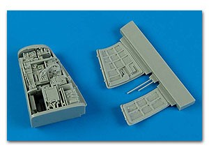 Aires Hobby 4590 1:48 Sepecat Jaguar A Electronic Bay For KTY (Resin) This is a 1:48 Sepecat Jaguar A Electronic Bay for KTY (Resin) Model kit accessory from Aires Hobby.Condition: Factory NewOperational Status: FunctionalThis item is brand new from the factory.Original Box: YesManufacturer: Aires HobbyModel Number: 4590MSRP: $16.49Category 1: Model KitsCategory 2: AccessoriesAvailability: Ships in 3 to 5 Business Days.The Trainz SKU for this item is P12058430. Track: 12058430 - FS - 001 - TrainzAuctionGroup00UNK - TDIDUNK