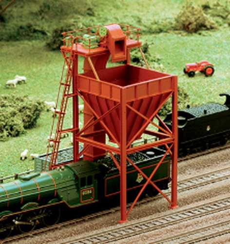 Ratio 247 N Scale Coaling Tower