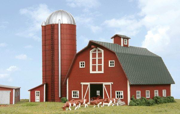 Silo usa for Country barn builders