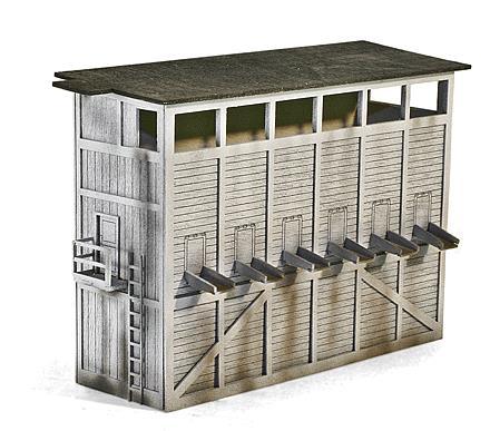 MicroTrains 49990922 Citrus Culling Bin - Kit (Laser-Cut Wood)
