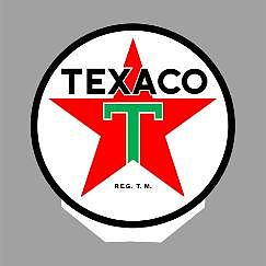 Miller Engineering 55010  O Texaco Star Double-Sided Rotating Sign This is Micro Structures O 55010 Texaco Star Double-Sided Rotating Sign - Light Works USA. Sign: 2 5.1cm Diameter, 2 5.1cm Tall Mast w/3-3/16 3.1cm Base. e base is 2 tall and has a 3.2 diameter. Total height to sign from base is 5.375. The unit runs on 3 AAA batteries so it can be a stand-alone unit. There is an AC jack on the side and it is compatible with all Miller Engineering's AC adapters. They have also added a 2nd AC jack on the bottom of the unit so the cord can be hidden from view when it is mounted on your layout. Additionally, Miller Engineering will have an optional top plate that will allow you to mount the unit flush, completely hiding the rotating unit under your layout. All signs are double-sided and have the option of either All On or Flashing.Condition: Factory New (C-9All original; unused; factory rubs and evidence of handling, shipping and factory test run.Standards for all toy train related accessory items apply to the visual appearance of the item and do not consider the operating functionality of the equipment.Condition and Grading Standards are subjective, at best, and are intended to act as a guide. )Operational Status: FunctionalThis item is brand new from the factory.Original Box: Yes (P-9May have store stamps and price tags. Has inner liners.)Manufacturer: Miller EngineeringModel Number: 55010Road Name: TexacoMSRP: $58.95Scale/Era: O ModernModel Type: Accessories & BuildingsAvailability: Ships within 3 Business Days!The Trainz SKU for this item is P12107260. Track: 12107260 - 1013-E (Suite 2740-200)  - 001 - TrainzAuctionGroup00UNK - TDIDUNK