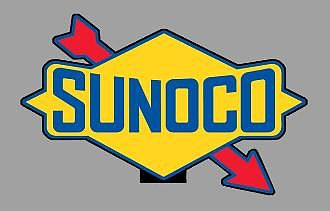 "Miller Engineering 55015 O Sunoco Double-Sided Rotating Sign This is Micro Structures 55015 O Sunoco Double-Sided Rotating Sign - Light Works USA. The base measures 3.2"" dia. x 2 tall. The unit runs on 3 AAA batteries so it can be a stand-alone unit. There is an AC jack on the side and it is compatible with all Miller Engineering's AC adapters. They have also added a 2nd AC jack on the bottom of the unit so the cord can be hidden from view when it is mounted on your layout. All signs are double-sided and have the option of either ""All On"" or ""Flashing"".Condition: Factory New (C-9All original; unused; factory rubs and evidence of handling, shipping and factory test run.Standards for all toy train related accessory items apply to the visual appearance of the item and do not consider the operating functionality of the equipment.Condition and Grading Standards are subjective, at best, and are intended to act as a guide. )Operational Status: FunctionalThis item is brand new from the factory.Original Box: Yes (P-9May have store stamps and price tags. Has inner liners.)Manufacturer: Miller EngineeringModel Number: 55015Road Name: SunocoMSRP: $58.95Scale/Era: O ModernModel Type: Accessories & BuildingsAvailability: Ships in 3 to 5 Business Days.The Trainz SKU for this item is P12107261. Track: 12107261 - FS - 001 - TrainzAuctionGroup00UNK - TDIDUNK"