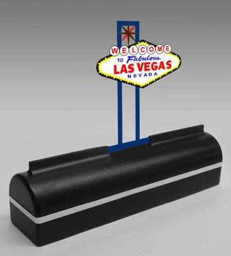 Miller Engineering 1250 O Desk Top Neon Las Vegas This is a Miller Engineering 1250 O Scales Desk Top Neon Las Vegas - 4 Sign, 4 x 3.5 x 3.5 Case w/On/Off Switch. Collector's will love these desktop signs. Featuring famous signs from around the country, each comes in a handsome display case. They function just like the real ones and are ready to run with batteries already installed. Las Vegas at your desk! This neon sign features the famous 1959 Welcome to Las Vegas sign. It functions just like the real one, complete with chase lights. Comes with batteries and clear plastic cover.Condition: Factory New (C-9All original; unused; factory rubs and evidence of handling, shipping and factory test run.Standards for all toy train related accessory items apply to the visual appearance of the item and do not consider the operating functionality of the equipment.Condition and Grading Standards are subjective, at best, and are intended to act as a guide. )Operational Status: FunctionalThis item is brand new from the factory.Original Box: Yes (P-9May have store stamps and price tags. Has inner liners.)Manufacturer: Miller EngineeringModel Number: 1250MSRP: $32.95Scale/Era: O ModernModel Type: Accessories & BuildingsAvailability: Ships in 2 Business Days!The Trainz SKU for this item is P11588961. Track: 11588961 - No Location Assigned - 001 - TrainzAuctionGroup00UNK - TDIDUNK