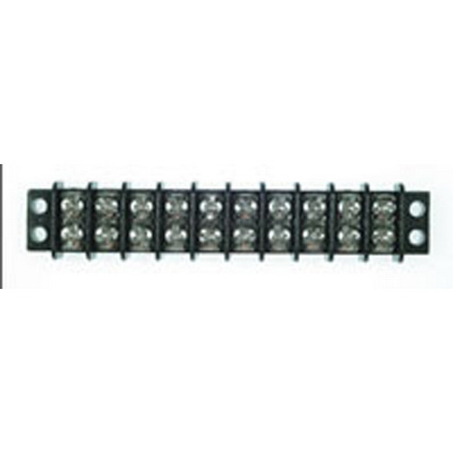Miniatronics TB1-0 10-Screw Terminal Block Barrier Strip (3) This is Miniatronics TB10 terminal block 10 screw double row 4-1/2 x 7/8 (11.2cm x 2.1cm). A terminal block is used to bring your power source to your accessories. It is simply a go-between. It is used to connect wires of varying sizes, helping prevent accidental contact and short circuits. Three per package.Condition: Factory New (C-9All original; unused; factory rubs and evidence of handling, shipping and factory test run.Standards for all toy train related accessory items apply to the visual appearance of the item and do not consider the operating functionality of the equipment.Condition and Grading Standards are subjective, at best, and are intended to act as a guide. )Operational Status: FunctionalThis item is brand new from the factory.Original Box: Yes (P-9May have store stamps and price tags. Has inner liners.)Manufacturer: MiniatronicsModel Number: TB1-0MSRP: $13.95Scale/Era: O ModernModel Type: Electronics & WiringAvailability: Ships within 3 Business Days!The Trainz SKU for this item is P11505173. Track: 11505173 - 1008-D (Suite 2740-200)  - 001 - TrainzAuctionGroup00UNK - TDIDUNK
