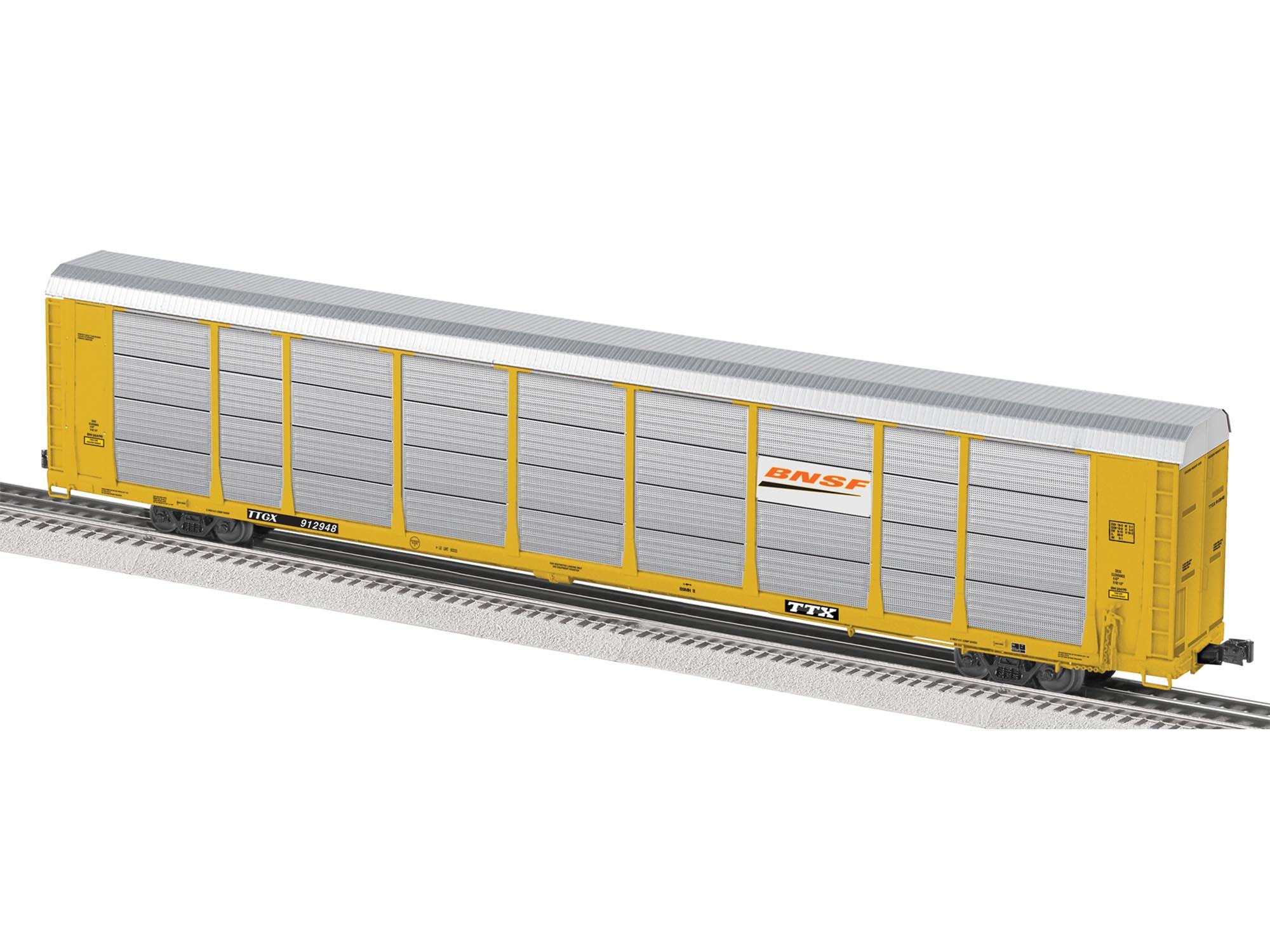 Model Train Racks : Santa usa