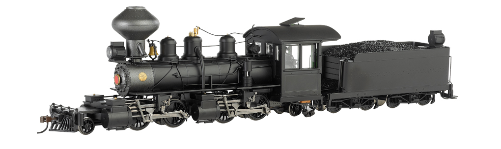 Bachmann 29003 On30 Painted & Unlettered 2-4-4-2 Wood Cab w/DCC (Black This is Bachmann 29003 On30 Painted & Unlettered 2-4-4-2 Wood Cab w/DCC (Black,Graphite). Bachmann presents a classic Baldwin design, the 2-4-4-2 articulated, in a DCC-equipped model ready for the addition of 16-bit Tsunami© plug-and-play prototypical sound. (Separate-sale Item No. 44952, 2-4-4-2 Plug-and-Play Sound Module, required for sound-on-board performance.) Features include: sound ready with factory-installed speaker? DCC-equipped for speed, direction and lighting? dual-mode NMRA-compliant decoder? all-gear, dual flywheel drive, constant LED lighting, detailed backhead, choice of three smokestack styles included, choice of three headlight styles included? choice of two pilots included, optional oil bunker included, Walschaert valve gear, E-Z Mate© Mark II couplersThis model performs best on 18 radius curves or greater.Recommended for ages 14 years old & up.Condition: Factory New (C-9All original; unused; factory rubs and evidence of handling, shipping and factory test run.Standards for all toy train related accessory items apply to the visual appearance of the item and do not consider the operating functionality of the equipment.Condition and Grading Standards are subjective, at best, and are intended to act as a guide. )Operational Status: FunctionalThis item is brand new from the factory.Original Box: Yes (P-9May have store stamps and price tags. Has inner liners.)Manufacturer: BachmannModel Number: 29003Road Name: UndecoratedMSRP: $565.00Scale/Era: On30 ScaleModel Type: Locomotives, SteamAvailability: Ships in 1 Business Day!The Trainz SKU for this item is P12136437. Track: 12136437 - No Location Assigned - 001 - TrainzAuctionGroup00UNK - TDIDUNK