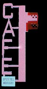 Miller Engineering 13012 Vertical Sign Lighting Kits Cafe - Large, Rig This is a Miller Engineering 13012 All Scales Vertical Sign Lighting Kits Cafe - Large, Right. Add color and action to your city scenes with these unique kits. Perfect for detailing business buildings, the various sizes can be used to model smaller exterior or window-mounted signs in S, O, or G Scales. (PLEASE NOTE: these kits are NOT for outdoor use.) Each is made of special plastic that is just .008 thick for a near-scale appearance. The sign is coated on one side with phosphor, which glows when current is applied. This produces a soft, neon-like light that is bright enough to be seen under regular room lights, but generates almost no heat. Each kit comes with an assembled 3 volt power supply which requires two AAA batteries, not included. Complete instructions cover all of the steps needed for installation and operation. Left and right versions may be mounted together to create a sign that lights on both sides.Condition: Factory New (C-9All original; unused; factory rubs and evidence of handling, shipping and factory test run.Standards for all toy train related accessory items apply to the visual appearance of the item and do not consider the operating functionality of the equipment.Condition and Grading Standards are subjective, at best, and are intended to act as a guide. )Operational Status: FunctionalThis item is brand new from the factory.Original Box: Yes (P-9May have store stamps and price tags. Has inner liners.)Manufacturer: Miller EngineeringModel Number: 13012MSRP: $16.95Scale/Era: HO ModernModel Type: AccessoriesAvailability: Ships in 3 to 5 Business Days.The Trainz SKU for this item is P11508591. Track: 11508591 - FS - 001 - TrainzAuctionGroup00UNK - TDIDUNK