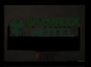 Miller Engineering 6181 O/HO Neon-Like Large Shamrock Hotel Animated S This is a Miller Engineering 6181 O/HO Neon-Like Large Shamrock Hotel Animated Sign. These signs are created with the same EL material as the non-animated signs, with all the benefits and more. Each kit is pre-programmed with 36 different chase patterns, allowing the user to choose which pattern they want. Each pattern has its own action and will light the signs in a different way. You can have a regular flashing sign, a standard chase sign, or something more, for the businesses on your layout. And once a pattern is chosen, it is stored in memory and is remembered each time the sign is turned on again. The patterns can be changed over and over again.Condition: Factory New (C-9All original; unused; factory rubs and evidence of handling, shipping and factory test run.Standards for all toy train related accessory items apply to the visual appearance of the item and do not consider the operating functionality of the equipment.Condition and Grading Standards are subjective, at best, and are intended to act as a guide. )Operational Status: FunctionalThis item is brand new from the factory.Original Box: Yes (P-9May have store stamps and price tags. Has inner liners.)Manufacturer: Miller EngineeringModel Number: 6181MSRP: $22.95Scale/Era: O ModernModel Type: Accessories & BuildingsAvailability: Ships in 2 Business Days!The Trainz SKU for this item is P11589007. Track: 11589007 - No Location Assigned - 001 - TrainzAuctionGroup00UNK - TDIDUNK