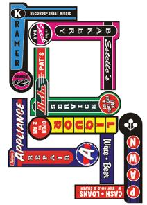 Miller Engineering 69822 Animated Sign Kit Fan Series #1 - Right - Med This is a Miller Engineering 69822 All Scales Animated Multi-Graphic Vertical Neon Sign Kit with 6 Overlays Fan Series #1 - Right - Medium. These lighted signs add realism to any storefront. Each includes colorful graphic overlays for six businesses that provide full-color lighted lettering; plug-and-play electronics, on-off switch and battery holder that uses three AAA batteries (sold separately). Larger signs are suitable for HO and larger scales; smaller signs can be used in HO and N Scales. All are available in left- or right-handed orientations and are easily mounted to the front of your storefronts. Suitable for steam or diesel eras. Sign features animated curved fan of lights.Condition: Factory New (C-9All original; unused; factory rubs and evidence of handling, shipping and factory test run.Standards for all toy train related accessory items apply to the visual appearance of the item and do not consider the operating functionality of the equipment.Condition and Grading Standards are subjective, at best, and are intended to act as a guide. )Operational Status: FunctionalThis item is brand new from the factory.Original Box: Yes (P-9May have store stamps and price tags. Has inner liners.)Manufacturer: Miller EngineeringModel Number: 69822MSRP: $24.95Scale/Era: HO ModernModel Type: AccessoriesAvailability: Ships in 3 to 5 Business Days.The Trainz SKU for this item is P11508833. Track: 11508833 - FS - 001 - TrainzAuctionGroup00UNK - TDIDUNK