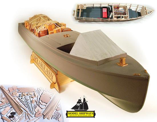 модели лодок и кораблей на ebay
