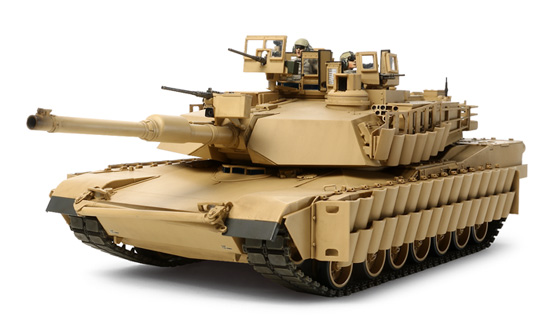 Tamiya 35326 1/35 US M1A2 SEPABRAMS TU This is Tamiya 35326 1/35 US M1A2 SEPABRAMS TU. 1/35 Military Miniatures No.326, U.S. Main Battle Tank M1A2 SEP Abrams Tusk II. During the Iraq War of 2003 and the subsequent occupation, the M1 Abrams served as the main tank of the US military. While the M1A2 SEP was a highly modernized version including electronics improvements and so on, the US military found that it faced a new threat during the occupation from 2004 onwards, namely in close-quarters urban situations with weapons such as mines and hand-held weapons. Tank Urban Survival Kits (TUSK) were developed to counter such threats, and the original TUSK I added block-shaped reactive armor to the tank sides as well as an anti-mine underplate, additional M2 heavy machine gun above the main gun, and shields for the loader. The TUSK II upgrade further added shields for the commander and the distinctive tile-shaped reactive armor, although these were not fitted to all M1A2 SEPs.Its key features are:1/35 scale assembly kit model of the M1A2 SEP Abrams tank with the TUSK II urban survival kitLength: 280mm, Width: 127mmThe model replicates the tank's imposing form including unique tile-shaped reactive armor, commander and loader shields and M2 machine gun on the main gunModel can be made to feature defensively-upgraded TUSK II or TUSK I systemsComplex reactive armor is constructed with few parts and little fussIncludes commander and loader figures (total 2)Comes with TUSK I and 2 types of TUSK II markingsFrom the tile-shaped reactive armor to the M2 heavy machine gun above the main gun, the model captures the tank's powerful formComplex shields on top of the turret are recreated with transparent partsMounted M2 heavy machine gun and spotlight add further realismUnique TUSK II tile-shaped reactive armor can be installed using a small number of partsVCU (Vapor Compression Unit) specific to M1A2 SEP on hull rear is faithfully reproducedLatest M1A2 hull features such as battery