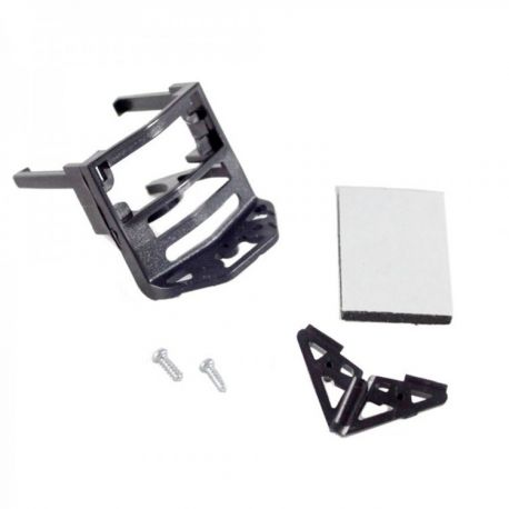 E-flite U6631 Camera Mount: FPV Vapor This is an E-flite U6631 Camera Mount: FPV Vapor. Features:Made of durable materialFor the E-Flite FPV VaporIncludes: One E-Flite Camera MountRequires: Installation onto airplaneCondition: Factory NewOperational Status: FunctionalThis item is brand new from the factory.Original Box: YesManufacturer: E-fliteModel Number: U6631MSRP: $5.99Category 1: Other ToysCategory 2: Radio Control ToysAvailability: Ships in 3 to 5 Business Days.The Trainz SKU for this item is P12077405. Track: 12077405 - FS - 001 - TrainzAuctionGroup00UNK - TDIDUNK