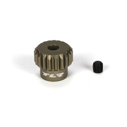 Team Losi Racing 332019  Aluminium Pinion Gear 19-Tooth, 48-Pitch This is a Team Losi Racing 332019 Pinion Gear 19-Tooth, 48-Pitch, Aluminium. Features: Team Losi Racing Aluminum 48 Pitch Pinion Gear. This gear is the perfect choice for any Team Losi Racing 1/10 scale vehicle that uses 48 pitch gears. This pinion gear has been machined from high quality aluminum, and hardcoated for durability. Choose from multiple tooth count options to fine tune the gear ratio of your vehicle. Package includes one pinion gear and one set screw.Condition: Factory NewOperational Status: FunctionalThis item is brand new from the factory.Original Box: YesManufacturer: Team Losi RacingModel Number: 332019MSRP: $7.99Category 1: Other ToysCategory 2: Radio Control ToysAvailability: Ships in 3 to 5 Business Days.The Trainz SKU for this item is P12075612. Track: 12075612 - FS - 001 - TrainzAuctionGroup00UNK - TDIDUNK