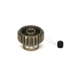 Team Losi Racing 332022  Aluminium Pinion Gear 22-Tooth, 48-Pitch This is a Team Losi Racing 332022 Pinion Gear 22-Tooth, 48-Pitch, Aluminium. Features: Team Losi Racing Aluminum 48 Pitch Pinion Gear. This gear is the perfect choice for any Team Losi Racing 1/10 scale vehicle that uses 48 pitch gears. This pinion gear has been machined from high quality aluminum, and hardcoated for durability. Choose from multiple tooth count options to fine tune the gear ratio of your vehicle. Package includes one pinion gear and one set screw.Condition: Factory NewOperational Status: FunctionalThis item is brand new from the factory.Original Box: YesManufacturer: Team Losi RacingModel Number: 332022MSRP: $7.99Category 1: Other ToysCategory 2: Radio Control ToysAvailability: Ships in 3 to 5 Business Days.The Trainz SKU for this item is P12075615. Track: 12075615 - FS - 001 - TrainzAuctionGroup00UNK - TDIDUNK