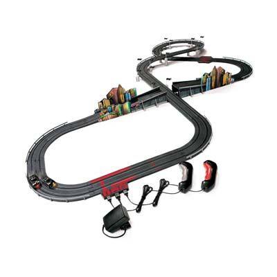 O Gauge Model Train Track