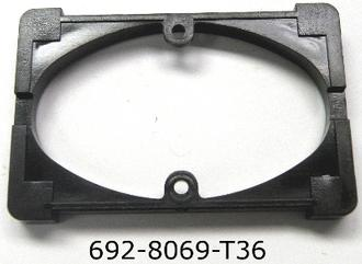 Lionel 8069-T36 Oval Speaker Mounting Bracket Condition: Part (N/ATrainz does not provide grading for parts.Standards for all toy train related accessory items apply to the visual appearance of the item and do not consider the operating functionality of the equipment.Condition and Grading Standards are subjective, at best, and are intended to act as a guide. )Operational Status: FunctionalThis part is in workable condition.Original Box: NoManufacturer: LionelModel Number: 8069-T36Category 1: PartsCategory 2: O ScaleAvailability: Ships in 3 Business Days!We are unable to provide parts lookup service or fitment assistance.The Trainz SKU for this item is P11713900. Track: 11713900 - Parts (25C30) - 001 - TrainzAuctionGroup00UNK - TDIDUNK