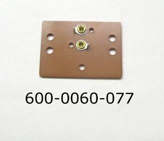 Lionel 60-77 Contact Plate Assy. Condition: Part (N/ATrainz does not provide grading for parts.Standards for all toy train related accessory items apply to the visual appearance of the item and do not consider the operating functionality of the equipment.Condition and Grading Standards are subjective, at best, and are intended to act as a guide. )Operational Status: FunctionalThis part is in workable condition.Original Box: NoManufacturer: LionelModel Number: 60-77Category 1: PartsCategory 2: O ScaleAvailability: Ships in 3 Business Days!We are unable to provide parts lookup service or fitment assistance.The Trainz SKU for this item is P11603047. Track: 11603047 - Parts (3B24H) - 001 - TrainzAuctionGroup00UNK - TDIDUNK
