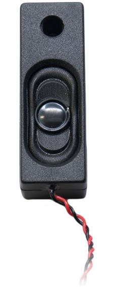Digitrax SP531832B Rectangular 53mm x 18mm x 14mm 32 Ohm Box Speaker This is a Digitrax SP531832B Rectangular 53mm x 18mm x 14mm 32 Ohm Box Speaker with enclosure & wires. Fits many HO, O & G Scale installations.53mm x 18mm x 14mm. 32 Ohm, 1/2 watt rating.Acoustically matched enclosure included for best sound level.For use with decoders that specify 32 Ohm speakers.Condition: Part (N/ATrainz does not provide grading for parts.Standards for all toy train related accessory items apply to the visual appearance of the item and do not consider the operating functionality of the equipment.Condition and Grading Standards are subjective, at best, and are intended to act as a guide. )Operational Status: FunctionalThis part is in workable condition.Original Box: NoManufacturer: DigitraxModel Number: SP531832BCategory 1: PartsCategory 2: Other ScaleAvailability: Ships in 3 to 5 Business Days.We are unable to provide parts lookup service or fitment assistance.The Trainz SKU for this item is P12139699. Track: 12139699 - FS - 001 - TrainzAuctionGroup00UNK - TDIDUNK