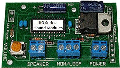 Innovative Train Technology 51591 Waterfall Sounds System (Train Parts HO Scale Electronics) photo