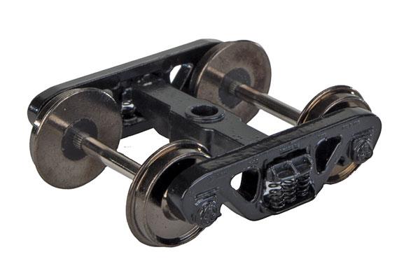 MTH 35-1106 Barber S-2 70 Ton Roller Bearing Trucks