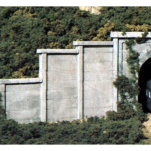 Woodland Scenics C1258 HO Concrete Retaining Walls
