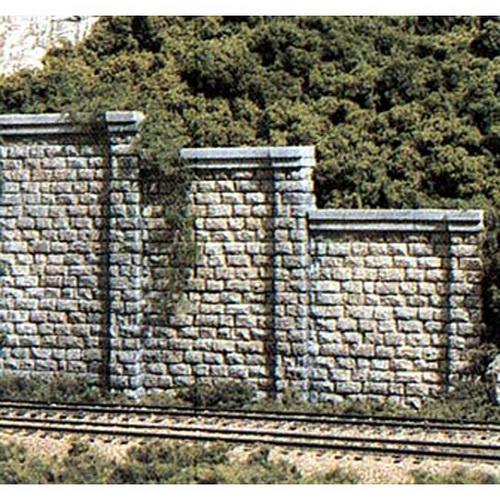 Woodland Scenics C1259 HO Retaining Walls (3)
