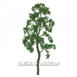 JTT Scenery Products 94414 Birch 1 Pro     6/ JTT's Professional Tree Series is for the exacting modeler and discriminating professional. It features specially coated wire armatures that can be easily bent into natural shapes. Branches are defined, foliage is realistic and full.Condition: Factory New (C-9All original; unused; factory rubs and evidence of handling, shipping and factory test run.Standards for all toy train related accessory items apply to the visual appearance of the item and do not consider the operating functionality of the equipment.Condition and Grading Standards are subjective, at best, and are intended to act as a guide. )Operational Status: FunctionalThis item is brand new from the factory.Original Box: Yes (P-9May have store stamps and price tags. Has inner liners.)Manufacturer: JTT Scenery ProductsModel Number: 94414MSRP: $16.00Category 1: Scenery & MaterialsCategory 2: Trees & ShrubberyAvailability: Ships in 3 to 5 Business Days.The Trainz SKU for this item is P11645646. Track: 11645646 - FS - 001 - TrainzAuctionGroup00UNK - TDIDUNK