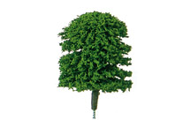 Plastruct 94013 Tree elm 7  H 2/ This is Plastruct 94013 Tree elm 7 H 2/. Plastrees round head trees, elm trees, 7. Quality, ready-made, deciduous style trees for instant landscaping. Sturdy, yet realistic, at very reasonable prices. Varying shades of green randomly packaged in clear tubes for protection. Hand fabricated from nylon, wire and foam. Height includes the appropriate trunk length. 2 per package.Condition: Factory New (C-9All original; unused; factory rubs and evidence of handling, shipping and factory test run.Standards for all toy train related accessory items apply to the visual appearance of the item and do not consider the operating functionality of the equipment.Condition and Grading Standards are subjective, at best, and are intended to act as a guide. )Operational Status: FunctionalThis item is brand new from the factory.Original Box: Yes (P-9May have store stamps and price tags. Has inner liners.)Manufacturer: PlastructModel Number: 94013MSRP: $24.40Category 1: Scenery & MaterialsCategory 2: Trees & ShrubberyAvailability: Ships in 3 to 5 Business Days.The Trainz SKU for this item is P11518630. Track: 11518630 - FS - 001 - TrainzAuctionGroup00UNK - TDIDUNK