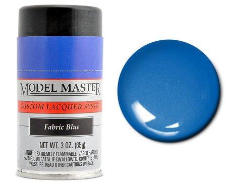 Testors 28156 Model Master Spray Semi Gloss Black Lacquer Paint 3 oz