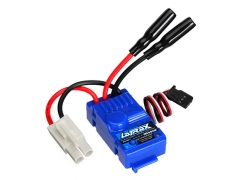 Traxxas 3045X Electronic Speed Control LaTrax, Waterproof This is a Traxxas 3045X Electronic Speed Control LaTrax, Waterproof. Features: This is the Waterproof Electronic Speed Control for the Latrax Rally Car from Traxxas.Stock replacement ESC for the Latrax Rally CarFully proportional forward, brake, reverse, programmable with threedriver profiles Sport, Race and Training modes, two-stage lowvoltage detection for optional LiPo batteryIncludes: Waterproof Electronic Speed Control with Kyosho type BatteryConnector, Receiver Connector, and pre-tinned Motor LeadsSpecifications:Dimensions: 1.8x 0.63 x 1.04 (47 x 16 x 26.5mm)Condition: Factory NewOperational Status: FunctionalThis item is brand new from the factory.Original Box: YesManufacturer: TraxxasModel Number: 3045XMSRP: $60.00Category 1: Other ToysCategory 2: Radio Control ToysAvailability: Ships in 3 to 5 Business Days.The Trainz SKU for this item is P12162418. Track: 12162418 - FS - 001 - TrainzAuctionGroup00UNK - TDIDUNK