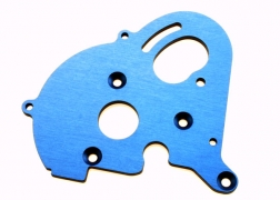 Traxxas 3997X Aluminum Motor Plate for Single Motor Installation: E-Ma This is a Traxxas 3997X Aluminum Motor Plate for Single Motor Installation: E-Maxx. Features:The E-Maxx was designed from the ground-up to handle extreme brushless torque and power. Traxxas makes it easy to convert from dual motors to a single brushless motor setup. Choose your favorite electric power plant and bolt it in using the Traxxas single motor gear cover and blue-anodized aluminum motor plate. These parts give your brushless install a clean factory fit and finish (requires #3977X)Condition: Factory NewOperational Status: FunctionalThis item is brand new from the factory.Original Box: YesManufacturer: TraxxasModel Number: 3997XMSRP: $10.00Category 1: Other ToysCategory 2: Radio Control ToysAvailability: Ships in 3 to 5 Business Days.The Trainz SKU for this item is P12071585. Track: 12071585 - FS - 001 - TrainzAuctionGroup00UNK - TDIDUNK