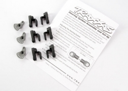 Traxxas 5345X Steering Servo Horns: Hitec, JR This is a Traxxas 5345X Steering Servo Horns: Hitec, JR. Features: Revo, Slayer, and Summit require specially designed servo horns to maximize the performance of the linkages. The factory servo horns are compatible with Futaba style servo drives. Racers who choose to run non-Traxxas servos will appreciate the convenience of these servo horns, made just for Hitec, JR, KO, and Airtronics brands.Condition: Factory NewOperational Status: FunctionalThis item is brand new from the factory.Original Box: YesManufacturer: TraxxasModel Number: 5345XMSRP: $10.00Category 1: Other ToysCategory 2: Radio Control ToysAvailability: Ships within 3 Business Days!The Trainz SKU for this item is P12071776. Track: 12071776 - 1005-D (Suite 2740-200)  - 001 - TrainzAuctionGroup00UNK - TDIDUNK