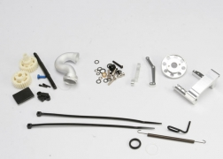 Traxxas 5360X Big Block Installation Kit: E-Revo, Slayer This is a Traxxas 5360X Big Block Installation Kit: E-Revo, Slayer. It's Key Features are: The big block installation kit makes it easy to bolt primal big block engine torque into your Traxxas truck. No matter which big block you choose, your truck's low center of gravity, lightweight, and efficient drivetrain means you'll get the most performance out of every ounce of horsepower you put in. The big block installation kit includes all the components and hardware necessary for a factory engineered, quality installation.Condition: Factory NewOperational Status: FunctionalThis item is brand new from the factory.Original Box: YesManufacturer: TraxxasModel Number: 5360XMSRP: $55.00Category 1: Other ToysCategory 2: Radio Control ToysAvailability: Ships in 1 Business Day!The Trainz SKU for this item is P12069303. Track: 12069303 - No Location Assigned - 001 - TrainzAuctionGroup00UNK - TDIDUNK