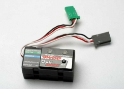 Traxxas 5398 OptiDrive Electronic Shift Module: Revo This is a Traxxas 5398 OptiDrive Electronic Shift Module: Revo. Features: Traxxas replacement optidrive electronic shifting module for the Revo. This is the device that prevents reverse shifting while the vehicle is in motion. Pre installed Futaba J connectorsInclude: One Optidrive moduleRequires: Remainder of radio components and the sensorCondition: Factory NewOperational Status: FunctionalThis item is brand new from the factory.Original Box: YesManufacturer: TraxxasModel Number: 5398MSRP: $30.00Category 1: Other ToysCategory 2: Radio Control ToysAvailability: Ships in 3 to 5 Business Days.The Trainz SKU for this item is P12071810. Track: 12071810 - FS - 001 - TrainzAuctionGroup00UNK - TDIDUNK
