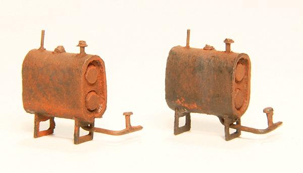 GCLaser 292-5104 Fuel Tank pkg(2) - Kit (Laser-Cut Wood) 3/8 x 5/32 x