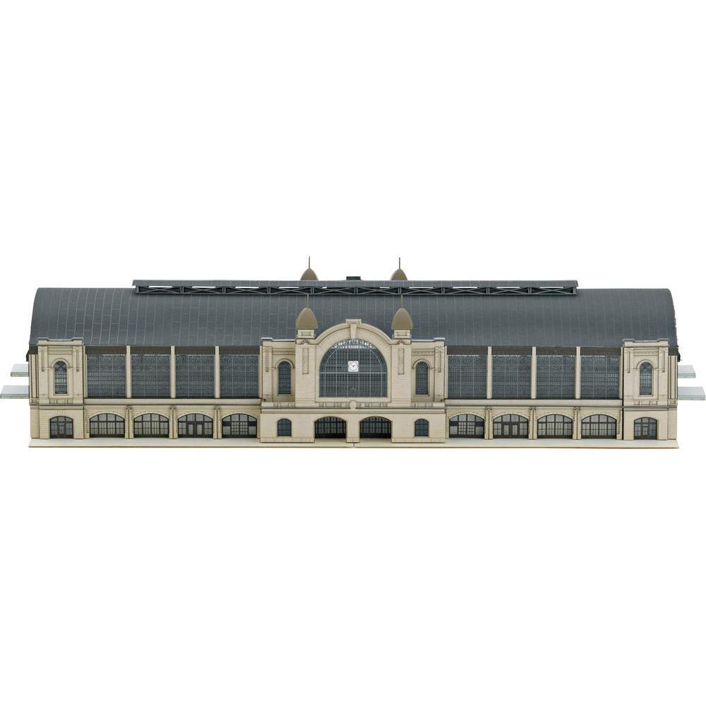 Marklin Z Model Buildings