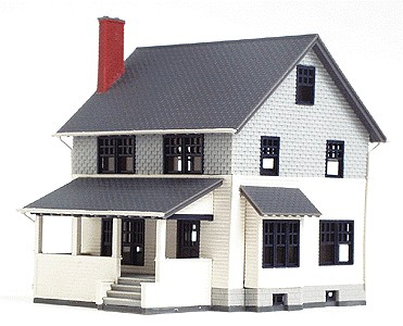 Atlas 2845 N Kate's Colonial Home Built-up at Sears.com