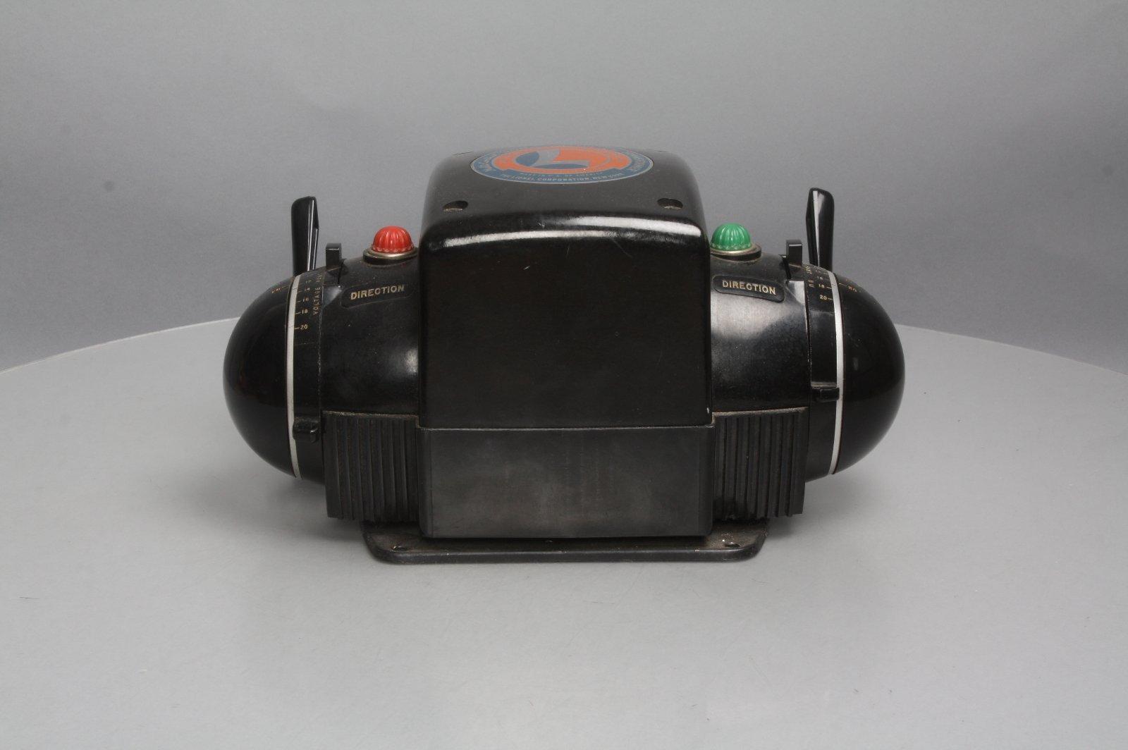 lionel zw 275 watt 4 train transformer w whistle ebay. Black Bedroom Furniture Sets. Home Design Ideas
