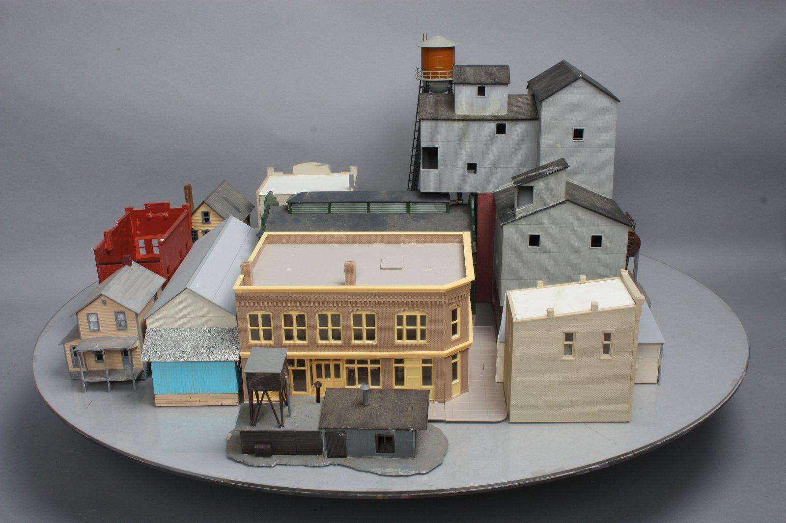 Accessories O Gauge Buildings : Ho scale buildings layout accessories ebay