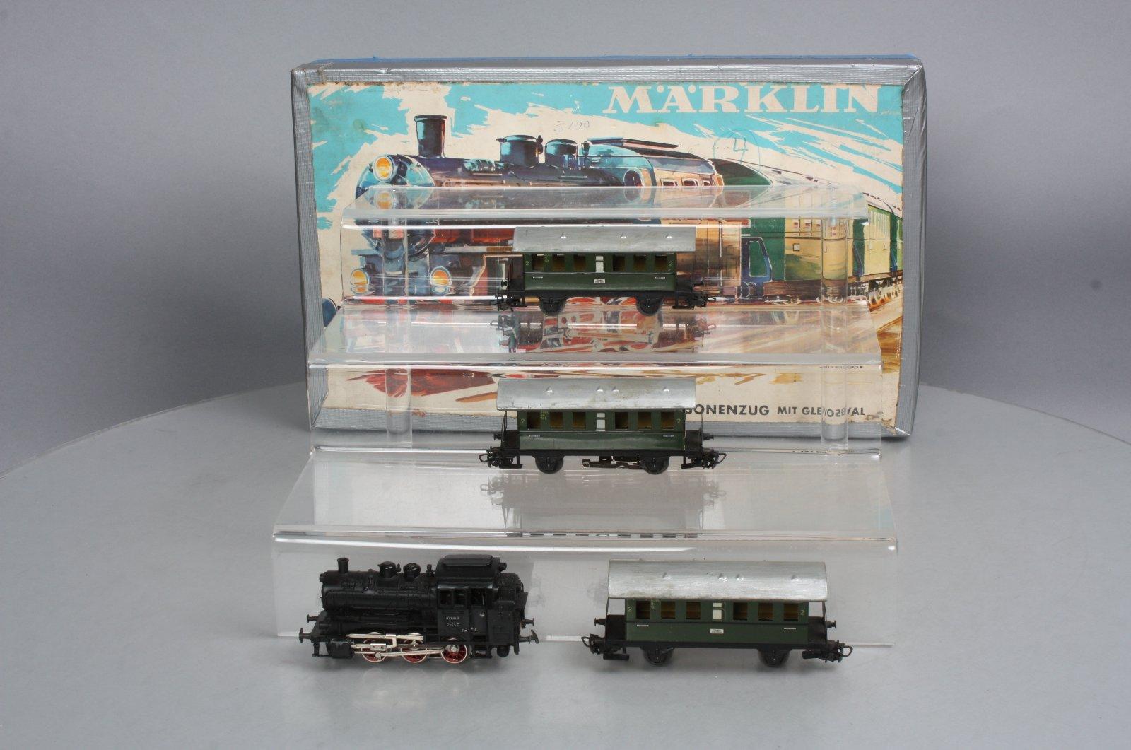 Vintage Train Set 58