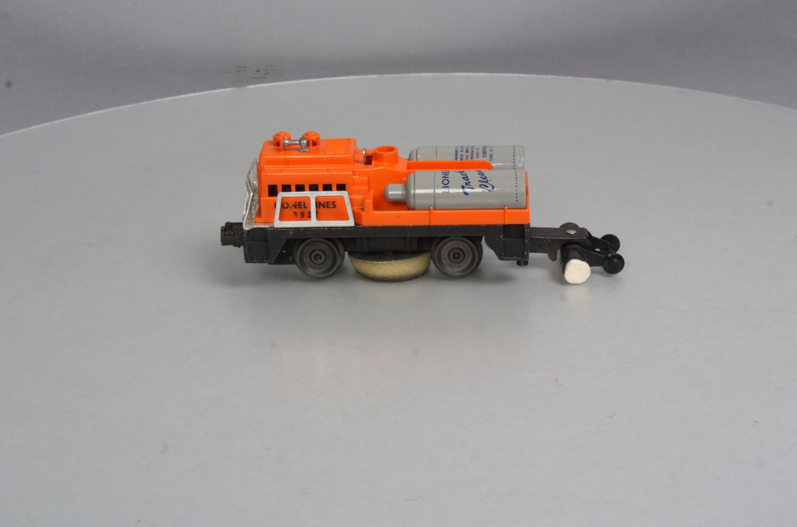 Lionel 3927 Motorized Track Cleaner Car Ebay
