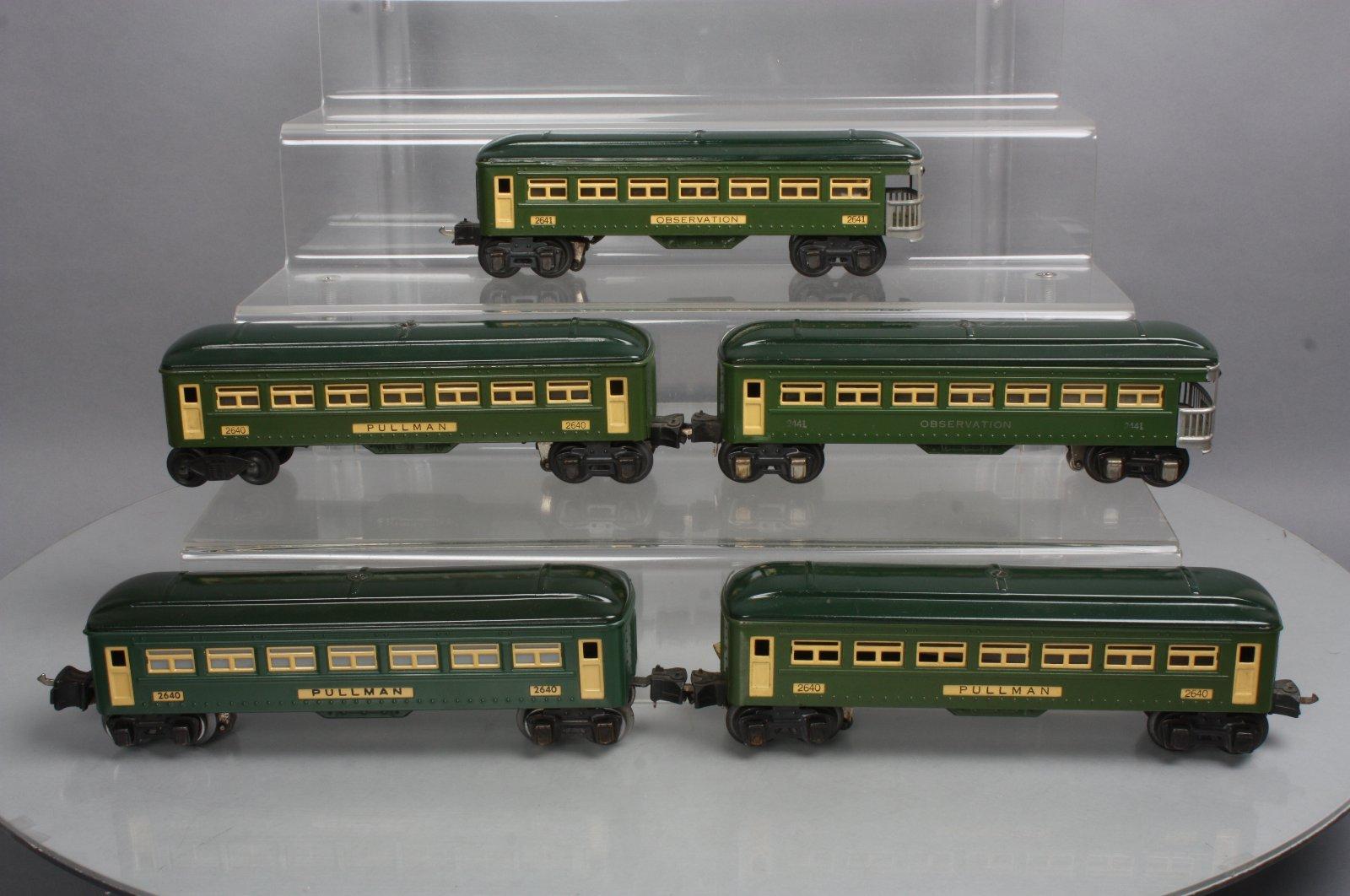 Ebay O Scale  Rail Cars
