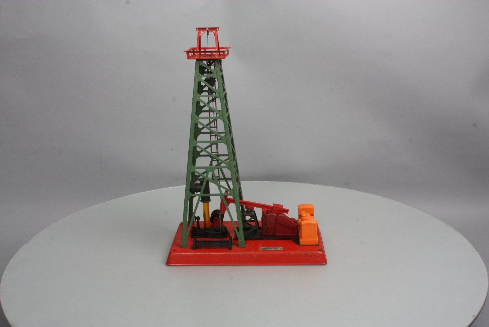 Lionel 455 Operating Oil Derrick w/Red Top | eBay