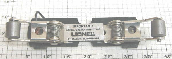 Collector Assembly (MPC) - Lionel 2055-115