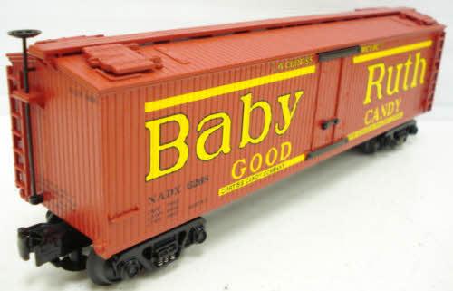 MTH 30-8620 Baby Ruth Die-Cast Reefer Car NIB   eBay