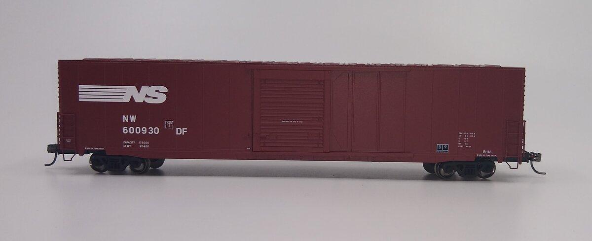 Atlas 20000666 Ns 60 U0026 39  Acf Auto Parts Boxcar  600930 Ln  Box
